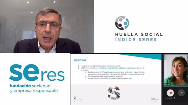 Fundación SERES presenta el 'Índice SERES de la Huella Social',