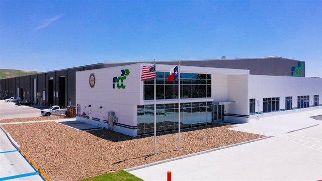 Planta de reciclaje de FCC en Estados Unidos