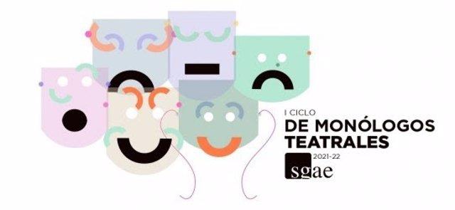 La Fundación SGAE convoca el I Ciclo de Monólogos Teatrales SGAE