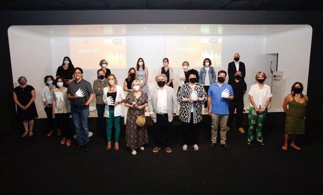 Barcelona premia empreses i entitats per les seves iniciatives d'usos del temps.