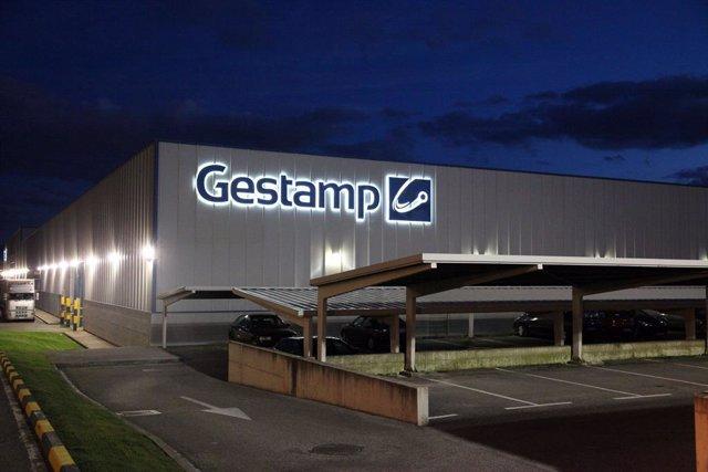 Archivo - Fábrica de Gestamp.