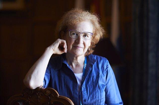La viróloga e investigadora del CSIC Margarita del Val en una imagen de archivo