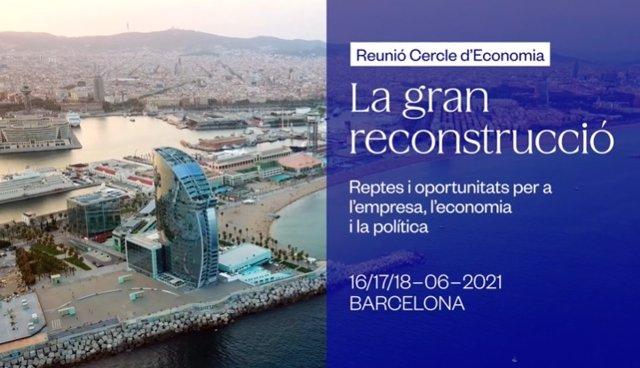 Archivo - El Cercle d'Economia celebrará la XXXVI Reunió Cercle d'Economia (RCE) bajo el título 'La gran reconstrucción, retos y oportunidades para la empresa, la economía y la política' los días 16, 17 y 18 de junio en el W Barcelona