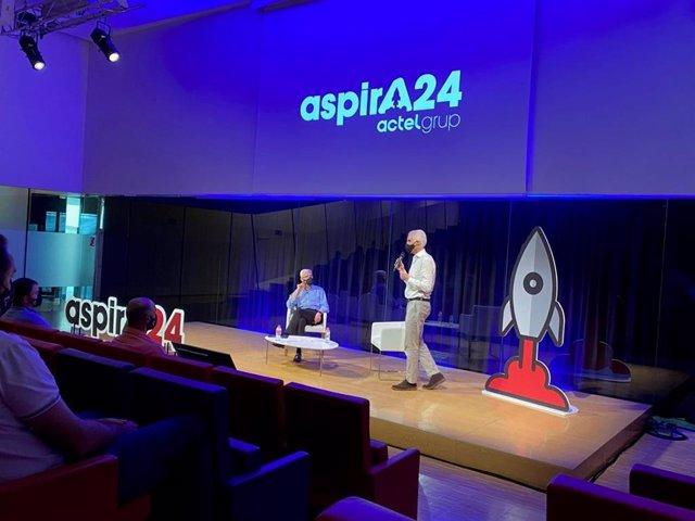 ActelGrup presentó su plan Aspira24 a sus socios el 2 de junio
