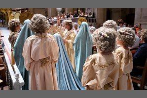 Patronato suspende las representaciones del Misteri d'Elx en agosto