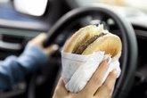 Foto: Así afecta la comida basura a la conducción