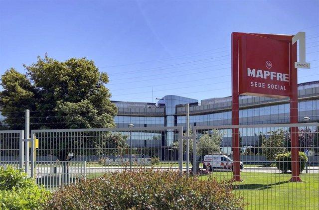 Sede de la aseguradora Mapfre