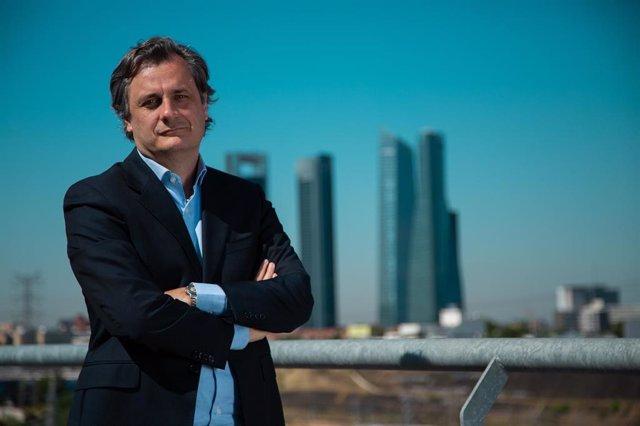 El presidente de la Asociación Técnica y Empresarial del Yeso (Atedy) y CEO de la fabricante alemana Knauf, Alberto De Luca