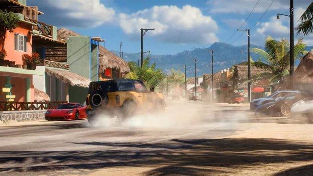 Forza Horizon 5.