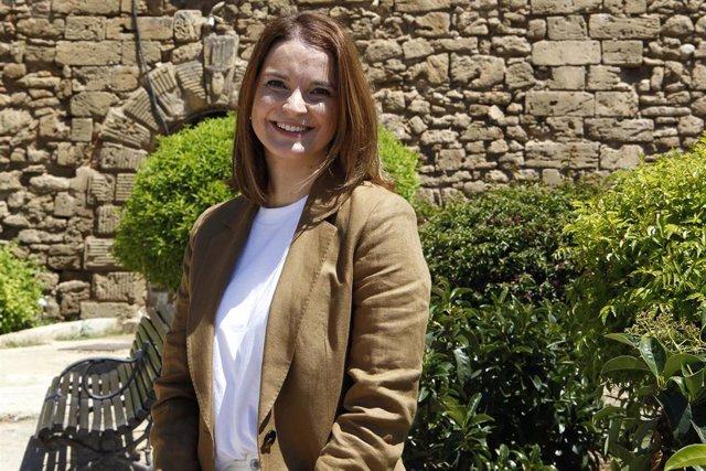 La diputada del PP por Baleares en el Congreso, Marga Prohens.
