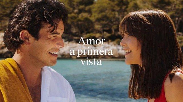 La campanya d'Estrella Damm 'Amor a primera vista'