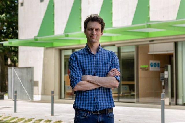 El investigador del BarcelonaBeta Brain Research Center (BBRC) de la Fundació Pasqual Maragall, y primer autor del estudio, doctor Oriol Grau, en una fotografia de archivo.