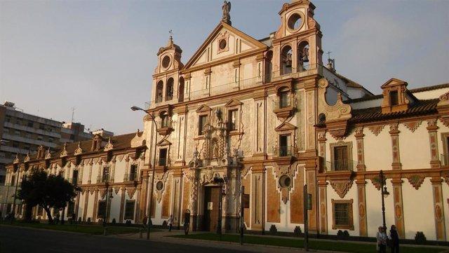 Archivo - El Palacio de la Merced, sede de la Diputación de Córdoba.