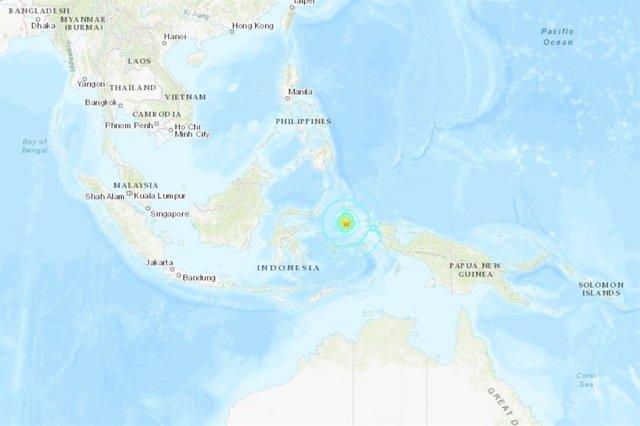 Archivo - Terremoto en Indonesia