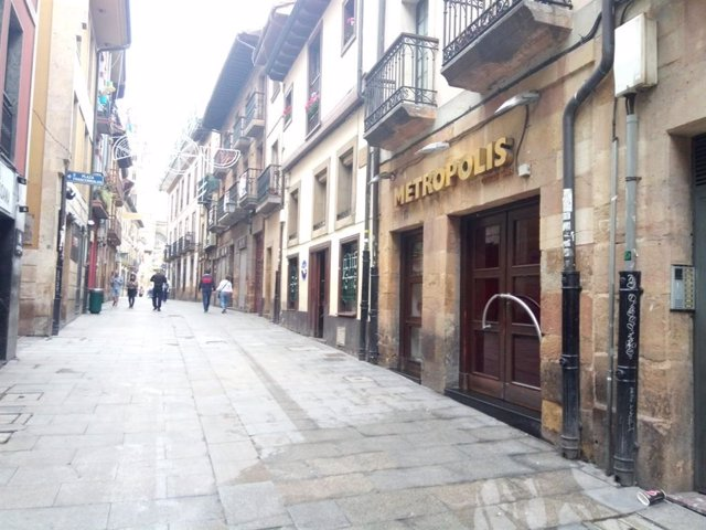 Archivo - Calle Mon
