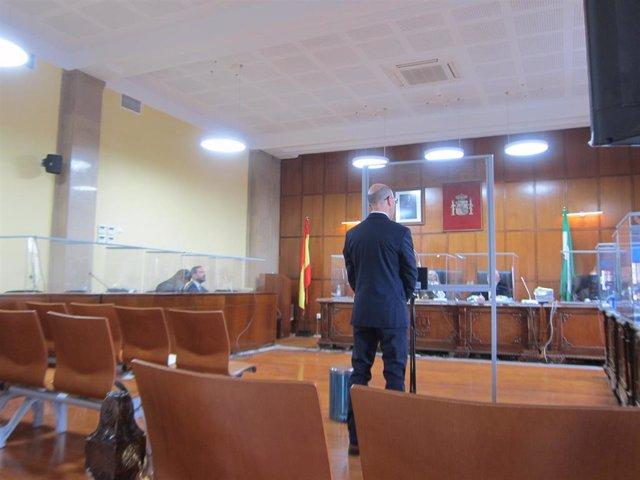 Archivo - El acusado durante el juicio/ARCHIVO