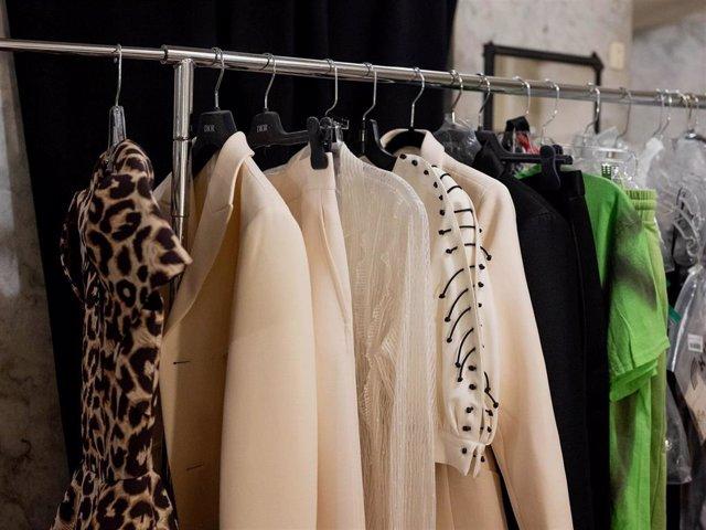 Archivo - La moda apuesta cada vez más por la sostenibilidad