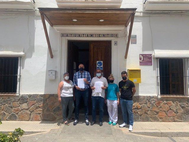 Concejales de PP y Felix Vivo impulsan una moción de censura