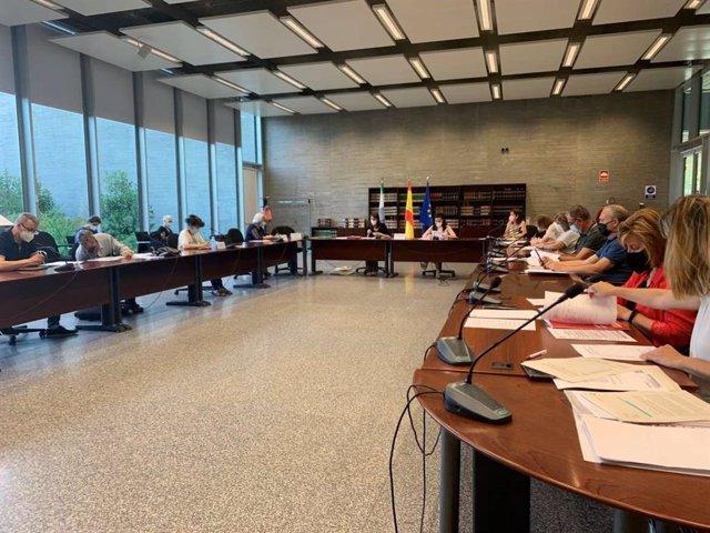 Mesa Sectorial de Administración General de la Junta de Extremadura
