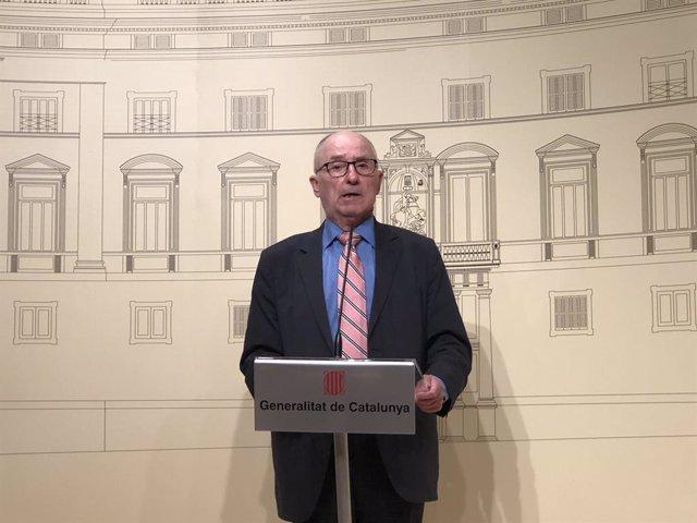 Arxiu - El Síndic de Greuges, Rafael Ribó.