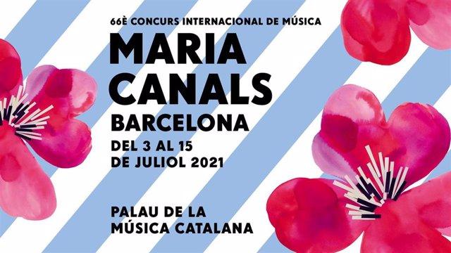 El Concurs Maria Canals vuelve en julio con 57 pianistas de 22 países