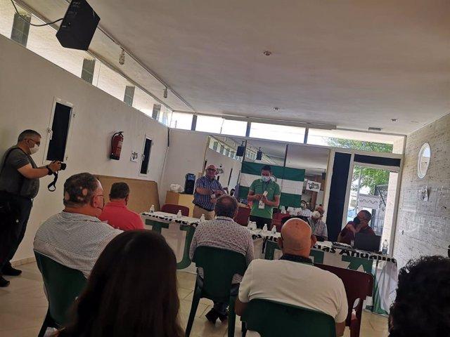 Congreso de UATA celebrado en Cerro Muriano (Córdoba).