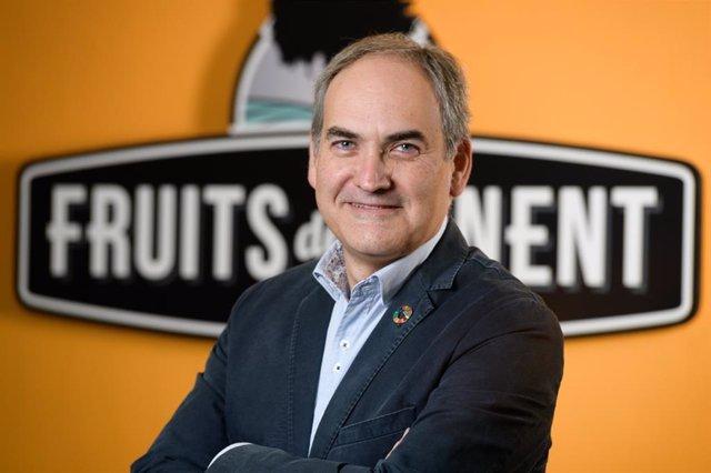Josep Presseguer, CEO de Fruits de Ponent