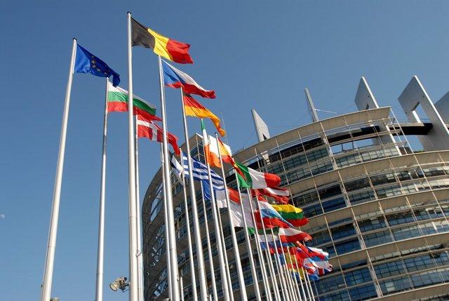 Archivo - Imagen de archivo del Parlamento Europeo.