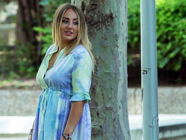 Rocío Flores, toda una influencer en las calles de la capital