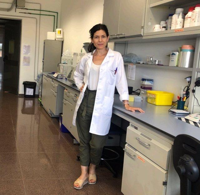 La doctora Antonia Tomás Loba, del grupo de Cronobiología de la Universidad de Murcia (UMU),