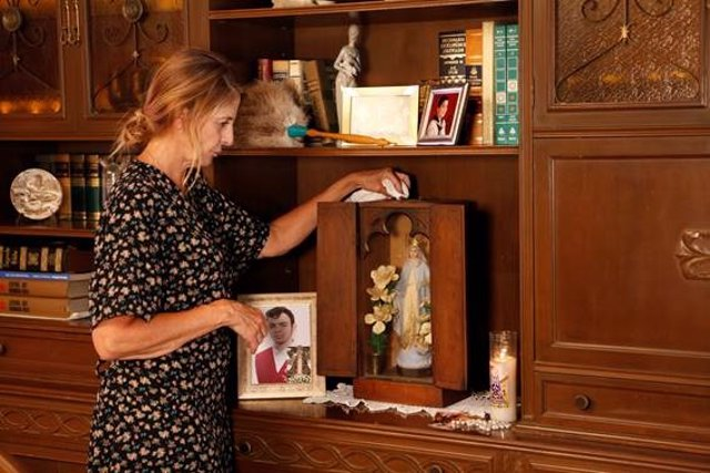 """Imagen del corto 'La Virgen santa', un thriller sobre """"la valentía de la mujer rural"""""""