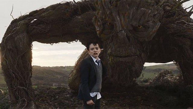 Archivo - Escena del filme 'Un monstruo viene a verme' de Juan Antonio Bayona