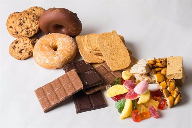 Archivo - Bollería, turrones, galletas, chucherías de Produlce