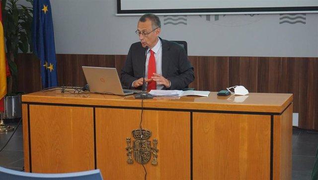 Juan Esteban Palenzuela da a conocer el balance