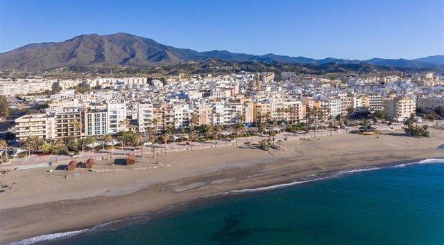 Archivo - Málaga.- El Ayuntamiento de Estepona instalará un sistema de cámaras inteligentes para controlar y mejorar el tráfico