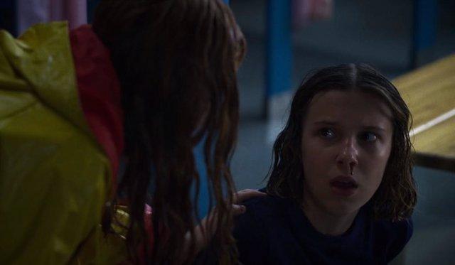 Filtradas imágenes Stranger Things 4 que revelan que Eleven está en serio peligro