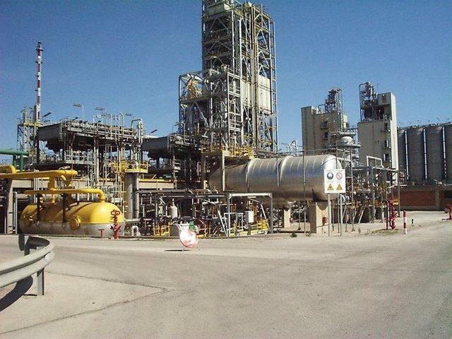 Repsol destina más de 18 millones a parar la planta de polietileno en su Complejo de Tarragona