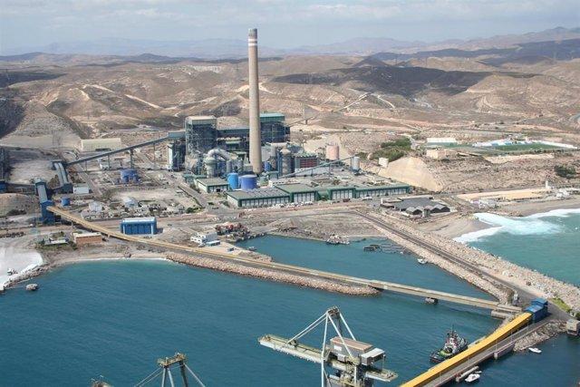 Archivo - Central térmica Litoral de Carboneras (Almería)