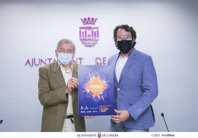 Presentación del 46 Concurs de Fideuà de Gandia