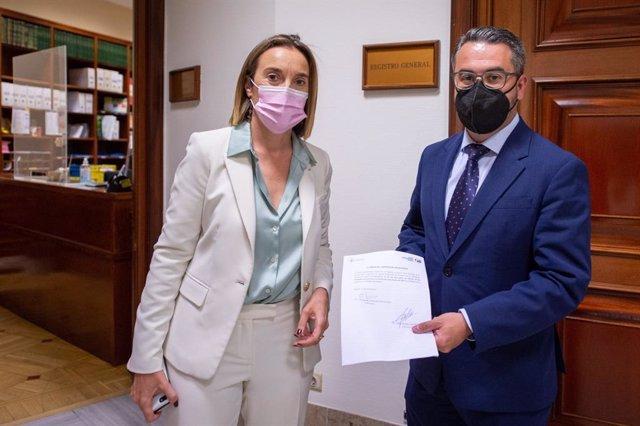 El PP presenta una PNL en el Congreso sobre las tormentas en La Rioja