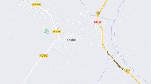 Imagen de Horche en Google Maps