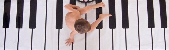 Archivo - Imagen de la página web de Música para el Autismo