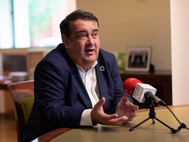 El Alto Comisionado para la lucha contra la pobreza infantil, Ernesto Gasco