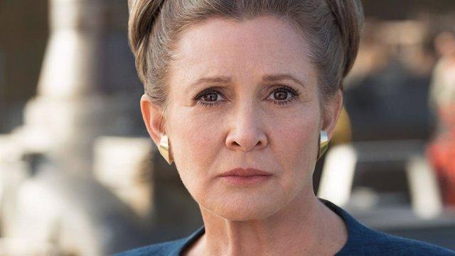 Archivo -    El 4 de mayo de 2017 será recordado como el primer Star Wars Day sin Carrie Fisher.