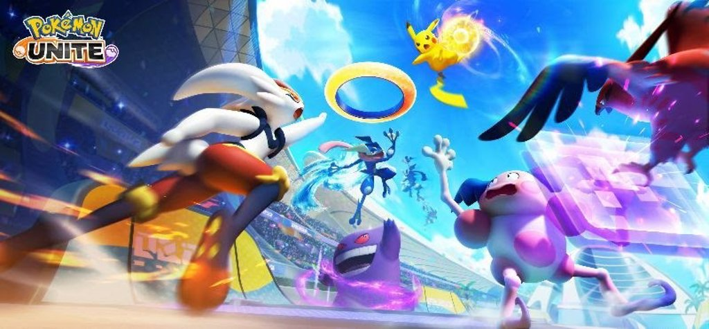The Pokémon UNITE team fighting game will arrive in July on Switch and in September on smartphones