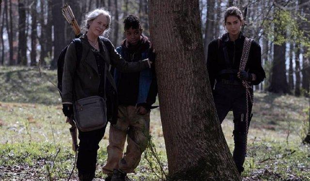 Sinopsis oficial de la temporada 11 The Walking Dead: Carnicería, devastación y Alexandria comprometida