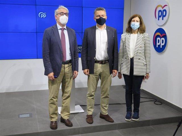 El PP solicita las comparecencias urgentes de Alba y Lafuente en el Parlamento para que expliquen unos recortes sanitarios históricos y sin precedentes