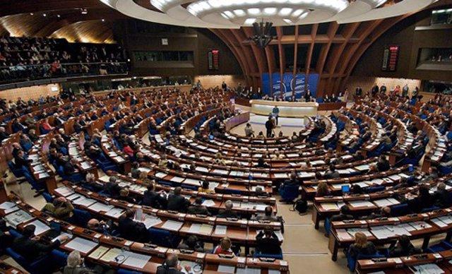 Archivo - Sede del Consejo de Europa.
