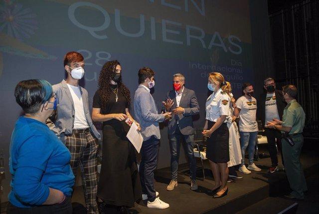 Pablo Zuloaga presenta los actos del Día del Orgullo