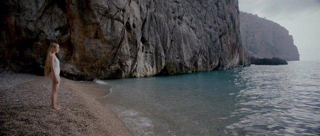 Rodaje de la serie 'Mòpies' en Mallorca.